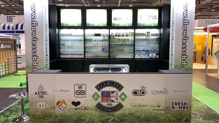 Natural and Organic Products Europe – London 2019