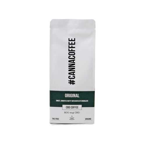 CANNACOFFEE Original CBD Coffee 200mg 200g