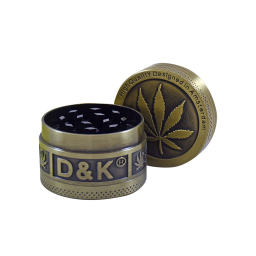 Grinder Metal Brass Small