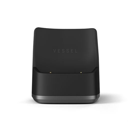 VESSEL Ridge Charging Stand Black
