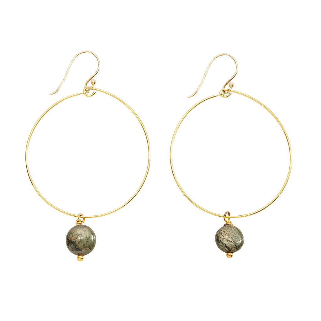 DROP OF STRENGTH EARRINGS