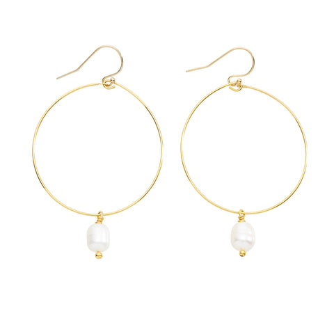DROP OF FAITH EARRINGS