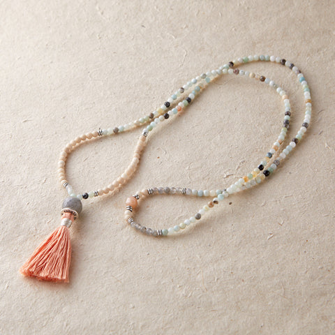 THE ART OF FREEDOM MINI MALA