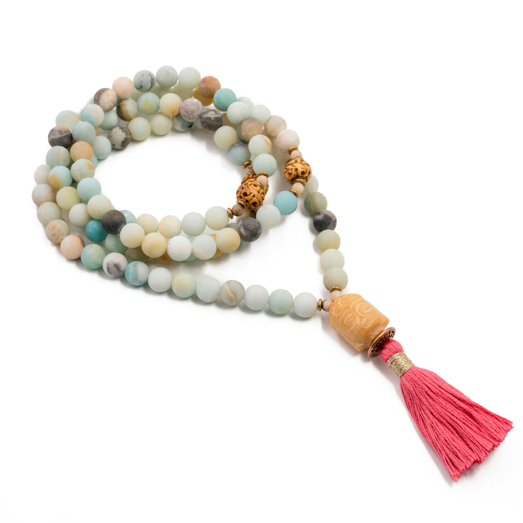 COME FORTH WITH CLARITY MALA