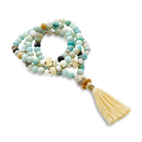 DROPS OF SUNLIGHT MALA