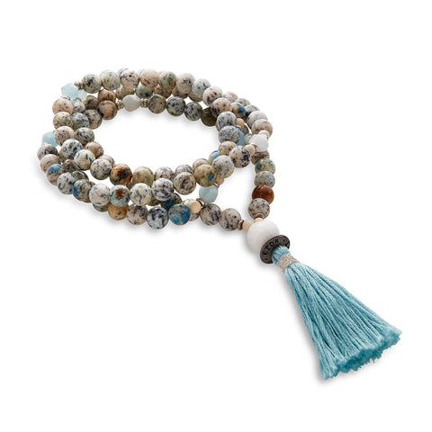 LAYERS OF LIGHT MALA