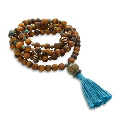 POWER OF ONE MALA // A LITTLE LONGER