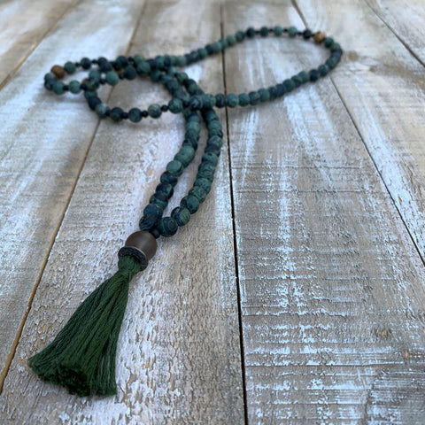 RUGGED TRUTH MALA // A LITTLE LONGER
