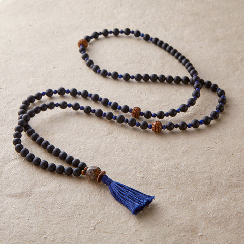 STRENGTH OF NATURE MALA // A LITTLE LONGER