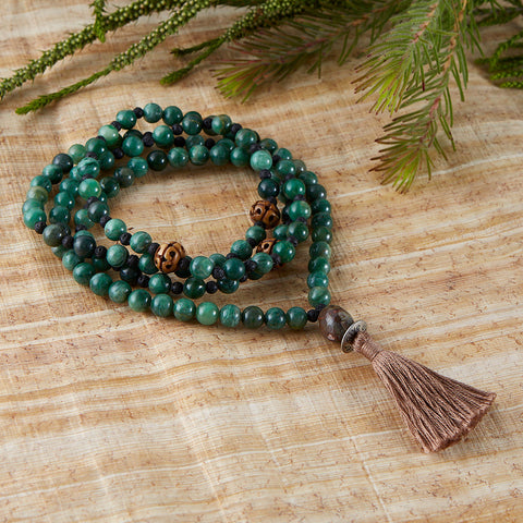 AGE OF ABUNDANCE MALA // A LITTLE LONGER