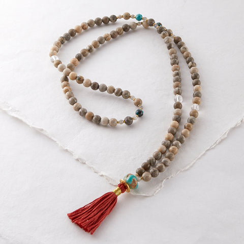 GIFT OF TIME MALA