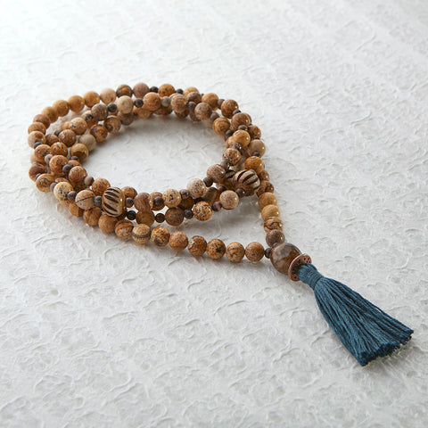 NATURE'S WAY MALA  // A LITTLE LONGER