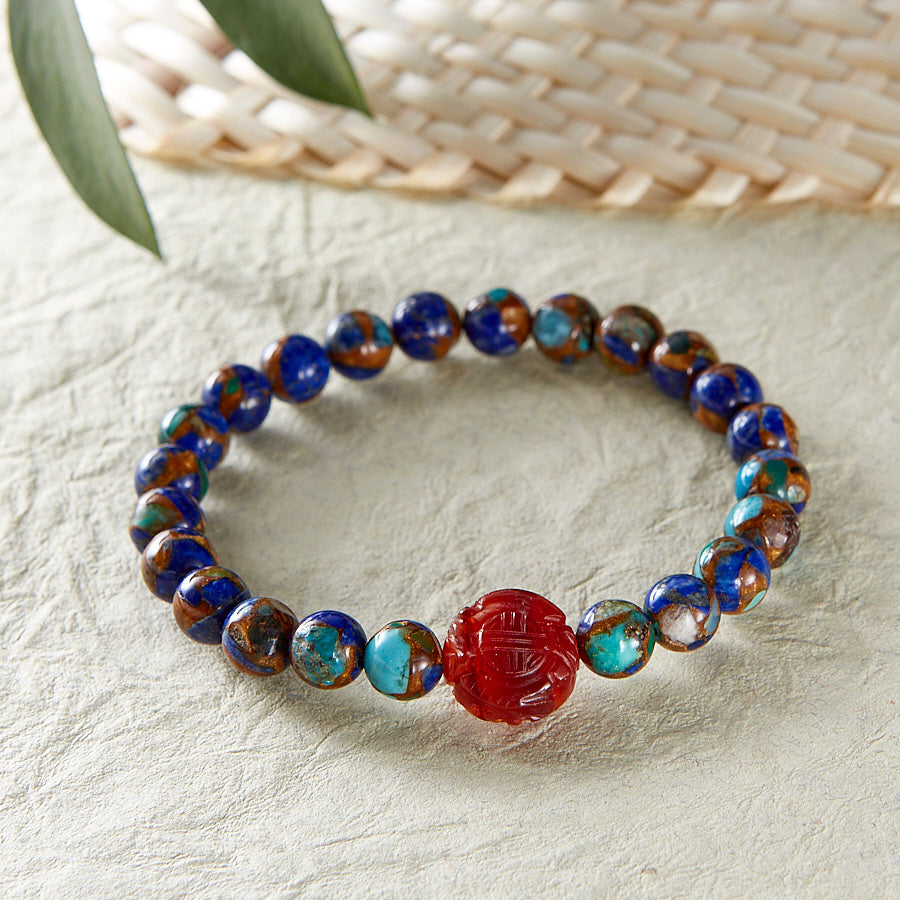 RHYTHM OF THE EARTH BRACELET