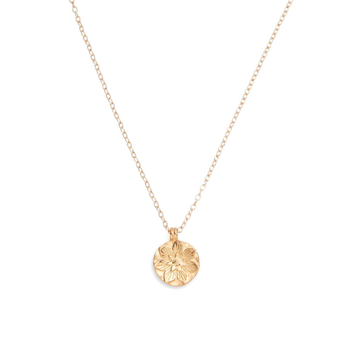 GROWTH NECKLACE - GOLD
