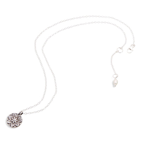 GROWTH NECKLACE - SILVER
