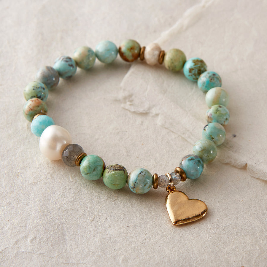 LEAD FROM THE HEART BRACELET