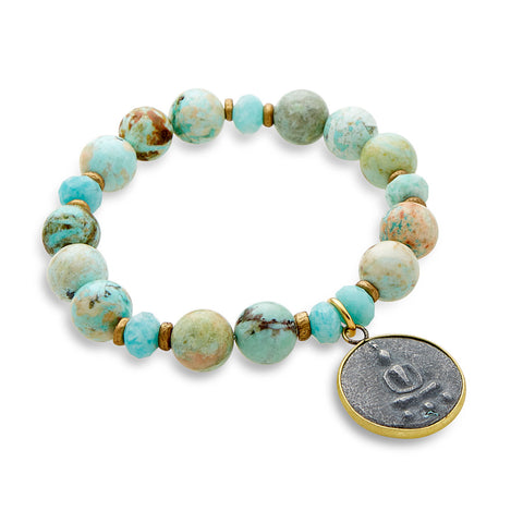 RIPPLES OF PEACE BRACELET