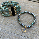 CREATE YOUR OWN LUCK BRACELET