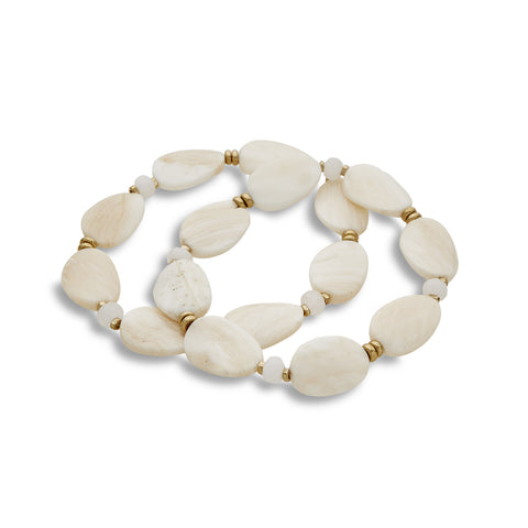 SOOTHING SHELL BRACELETS
