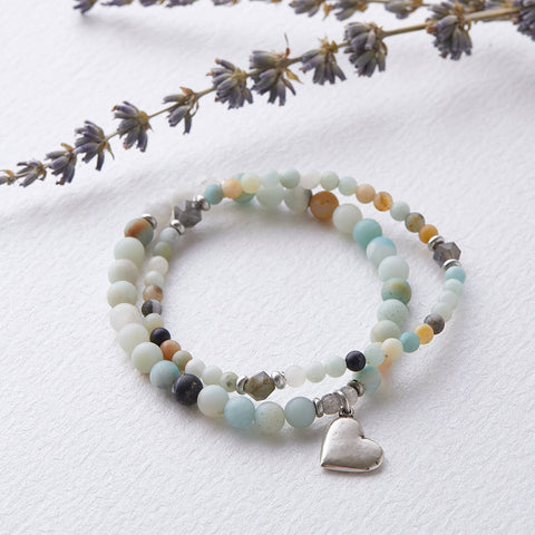 WARRIOR HEART BRACELETS