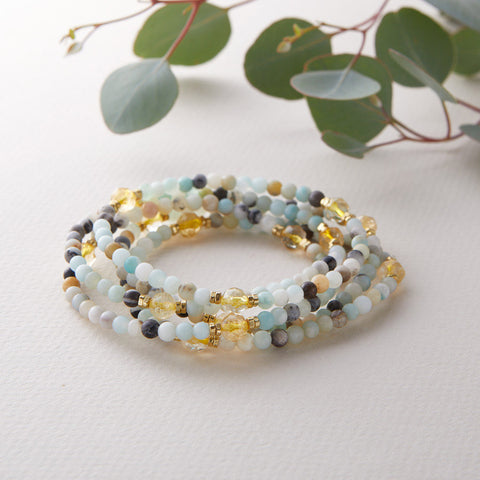 DROPS OF SUNLIGHT BRACELETS
