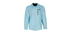 CAMISA ECLIPSE GUIDE SHIRT PRO BLUE