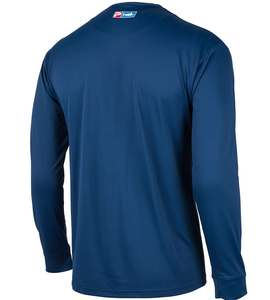 CAMISA PELAGIC AQUATEK SHIRT LS 765-N NAVY