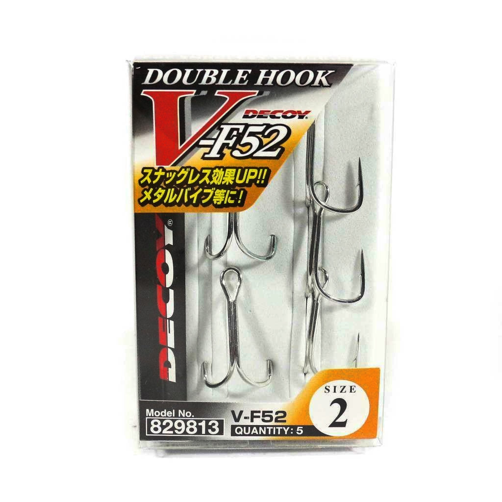 DOUBLE HOOK DECOY W-F52