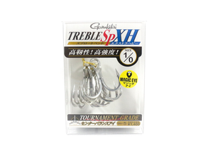 GARATEIA GAMAKATSU TREBLE SP XHL TAM 1/0 (5PCS)