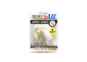 GARATEIA GAMAKATSU TREBLE SP XHL TAM 2/0 (5PCS)