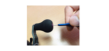 Carregar imagem no visualizador da galeria, HEDGEHOG STUDIO HANDLE KNOB CAP REMOVER PURPLE