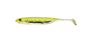 "ISCA SOFT FISH ARROW FLASH-J SHAD SW 3"" 5UN"
