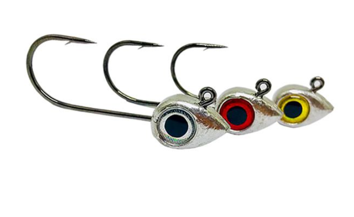 JIG HEAD BIG ONES BIG EYE #2 - 3g
