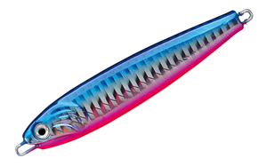 JIG SMITH METAL FORCAST 150G COR 02 BLUE/PINK