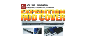 ROD COVER SHOUT EXPEDITION GREY