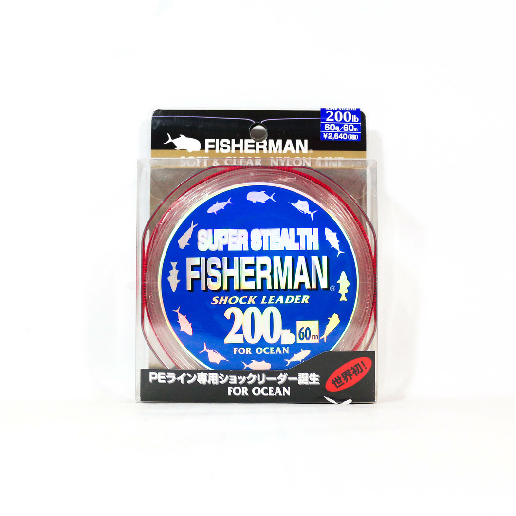 SHOCKLEADER FISHERMAN SUPER STEALTH 60MTS
