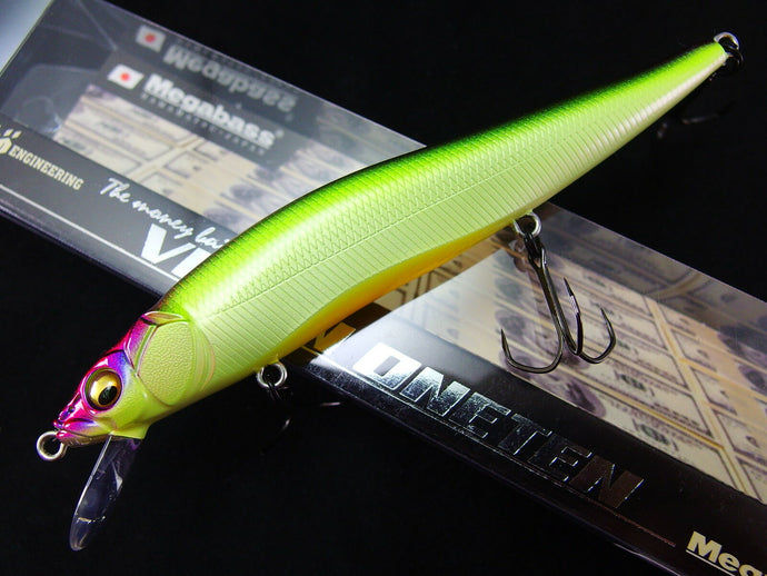 ISCA MEGABASS VISION ONETEN 110.5MM 1/2OZ. COR 24 TABLE ROCK