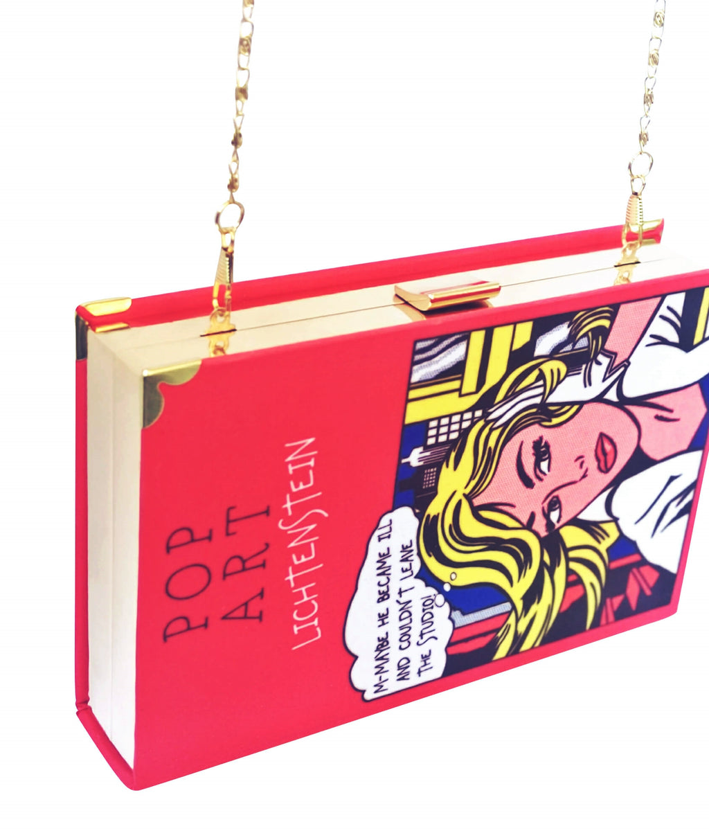Pop Art Clutch