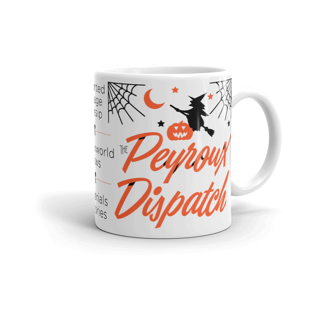 Peyroux Dispatch mug