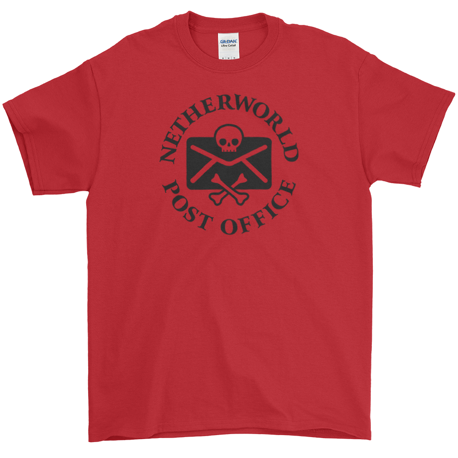 Netherworld Post short sleeve shirt (Unisex/Mens)