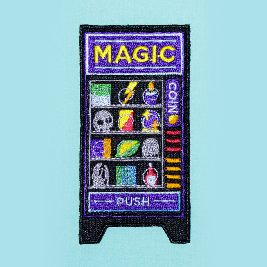 Magic Vending Machine patch