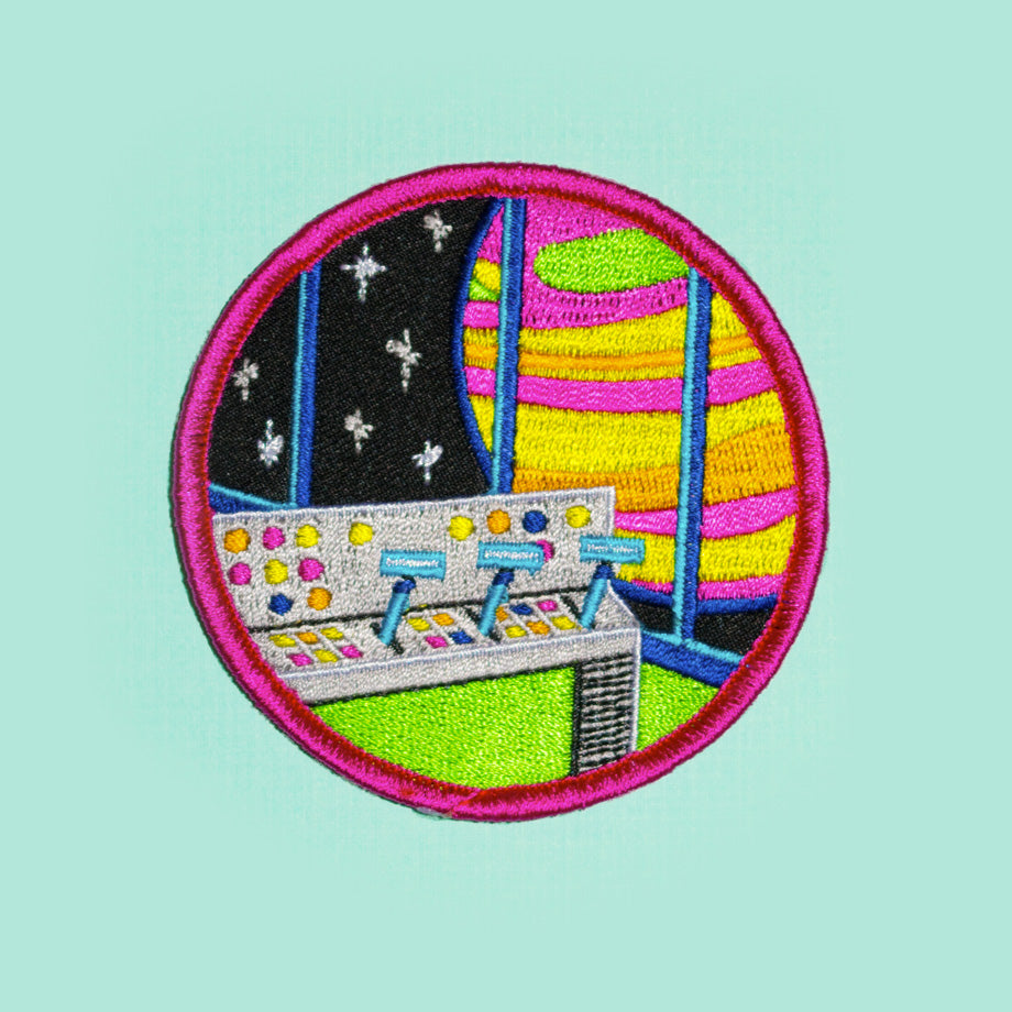Space Travel Console patch