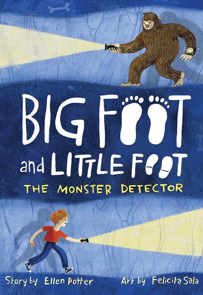 Big Foot and Little Foot: Monster Detector
