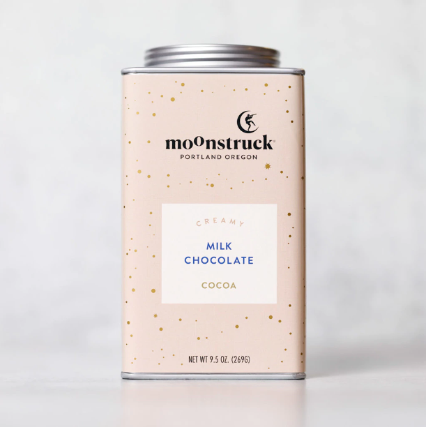 Moonstruck Milk Chocolate Cocoa Powder