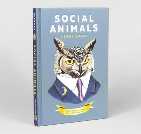 Social Animals Book - Pacific Northfresh