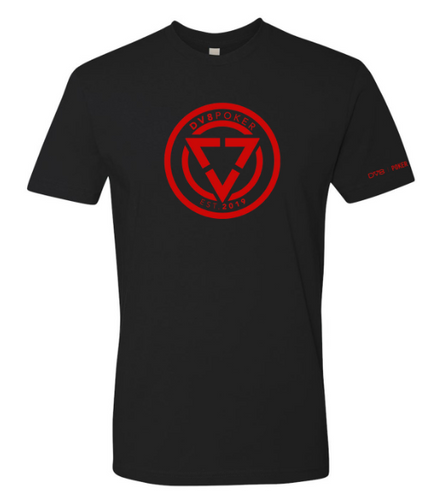 DV8 Emblem Black Shirt