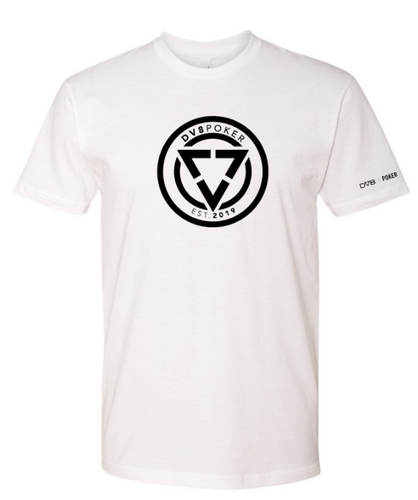 DV8 Emblem White Shirt