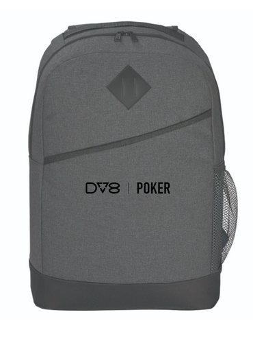 DV8 Backpack (with Black logo)