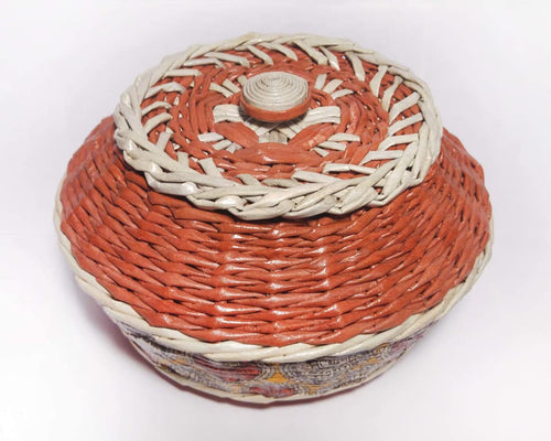 Wickerwork Basket