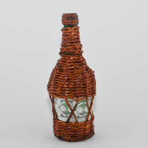 Wickerwork Bottle Basket